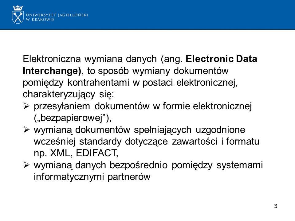 Elektroniczna wymiana danych (ang