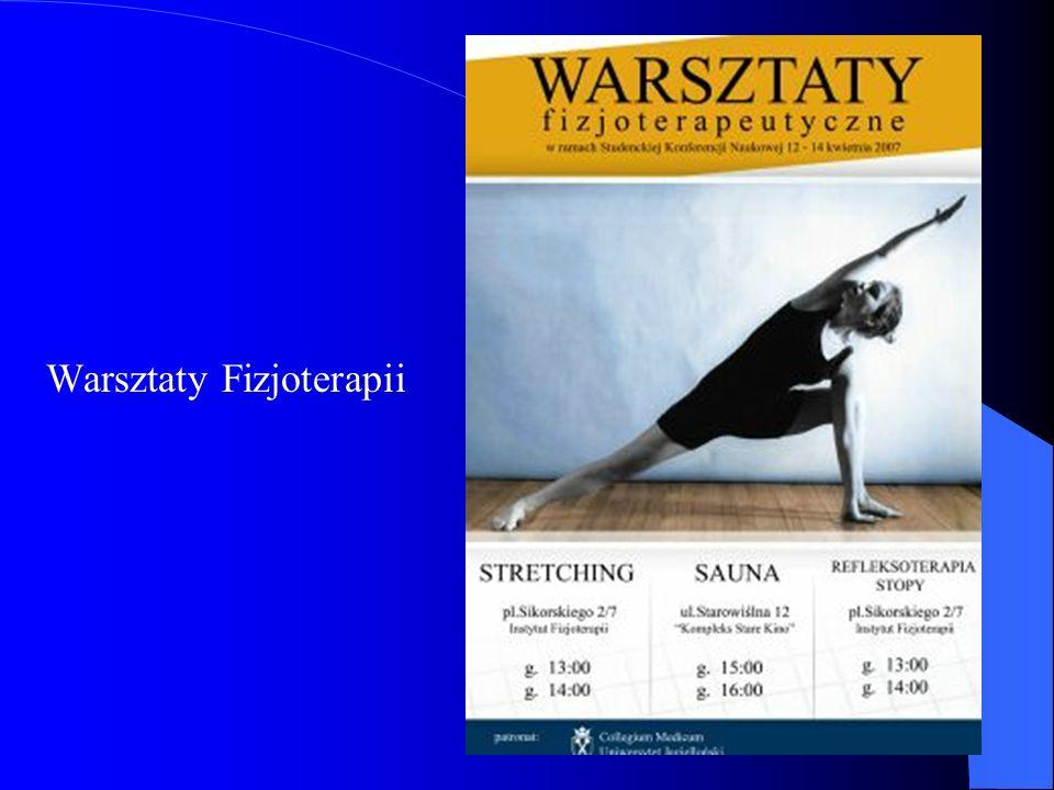 Warsztaty Fizjoterapii