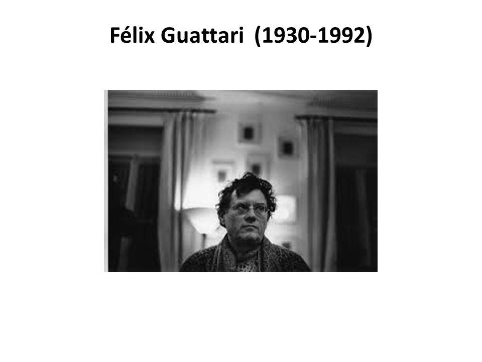 Félix Guattari (1930-1992)