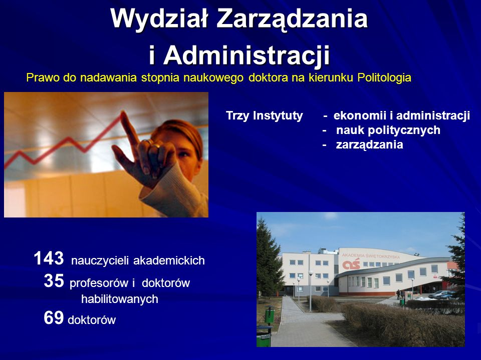 Wydział Zarządzania i Administracji