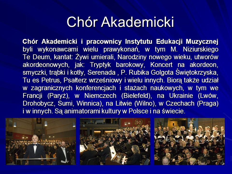 Chór Akademicki