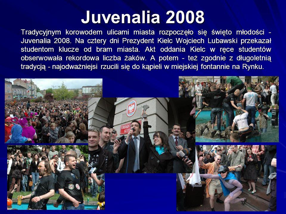 Juvenalia 2008