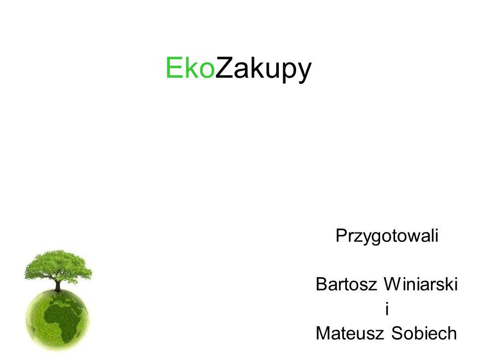 Przygotowali Bartosz Winiarski i Mateusz Sobiech