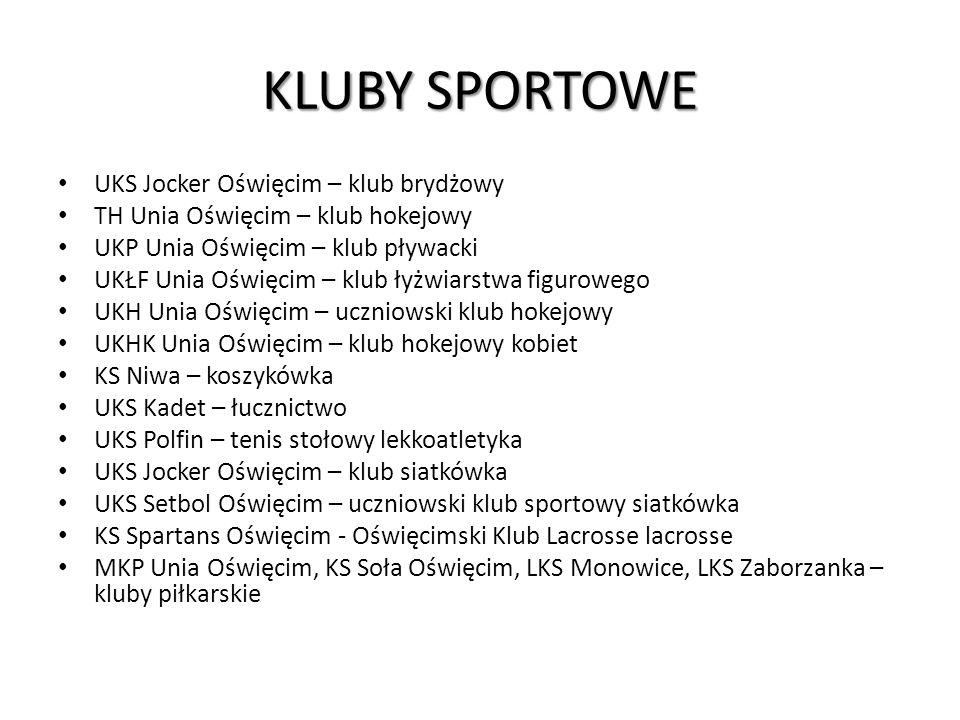 KLUBY SPORTOWE UKS Jocker Oświęcim – klub brydżowy