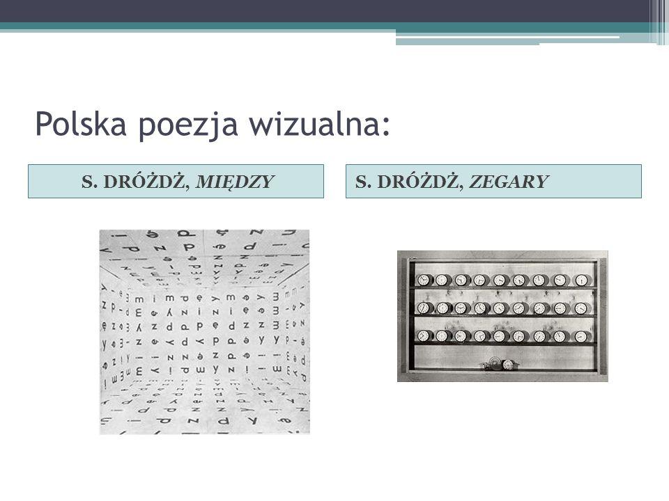 Polska poezja wizualna: