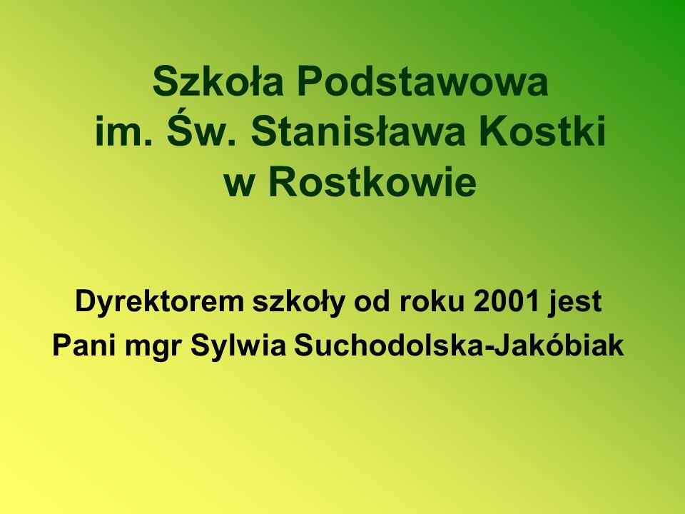 Szkoła Podstawowa im. Św. Stanisława Kostki w Rostkowie