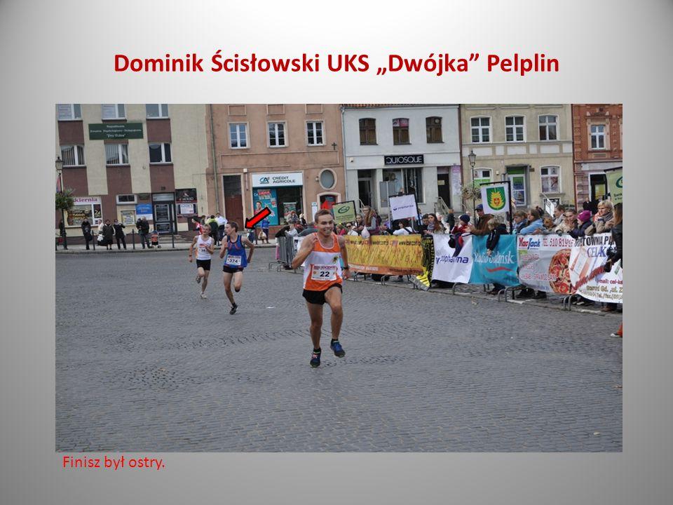 "Dominik Ścisłowski UKS ""Dwójka Pelplin"
