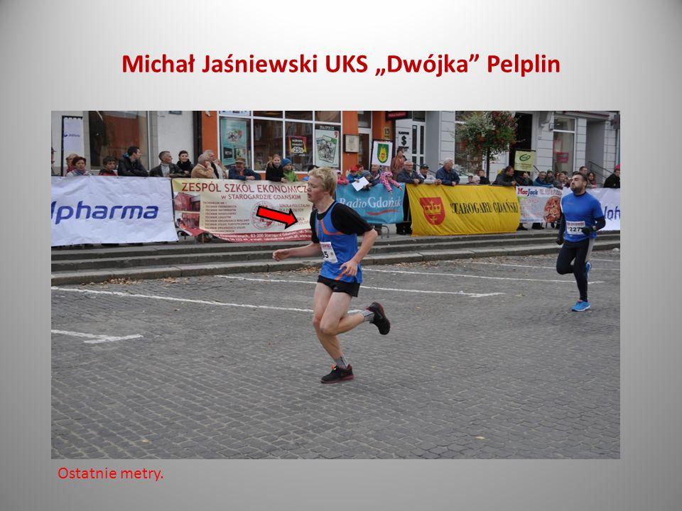 """Michał Jaśniewski UKS """"Dwójka Pelplin"""