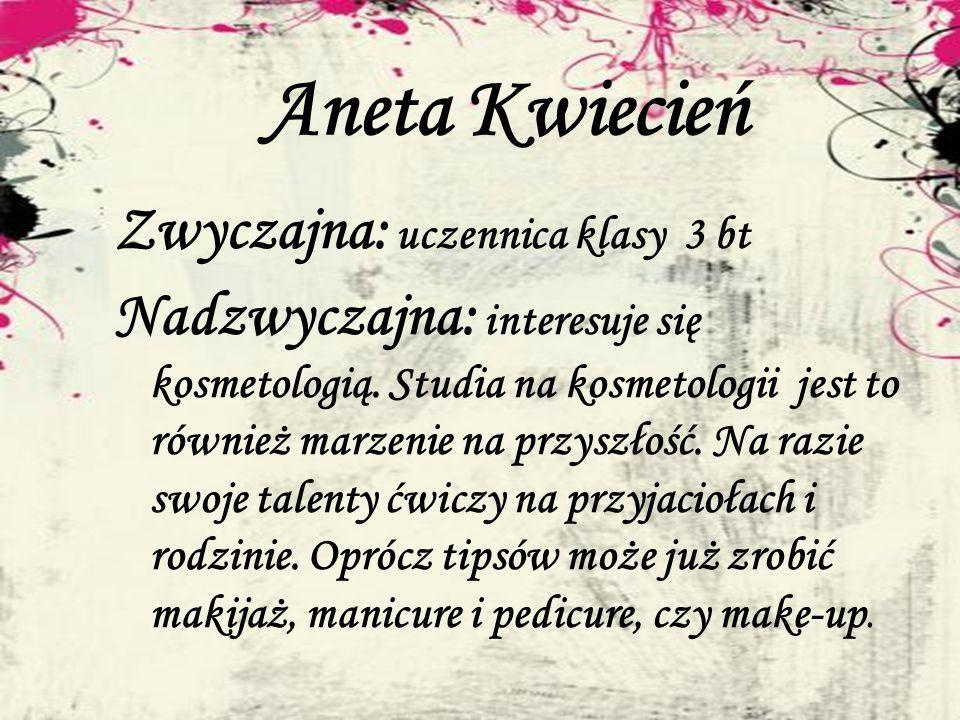Aneta Kwiecień