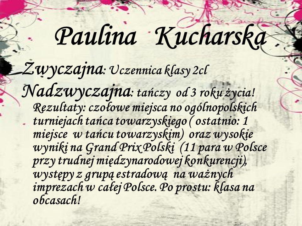 Paulina Kucharska
