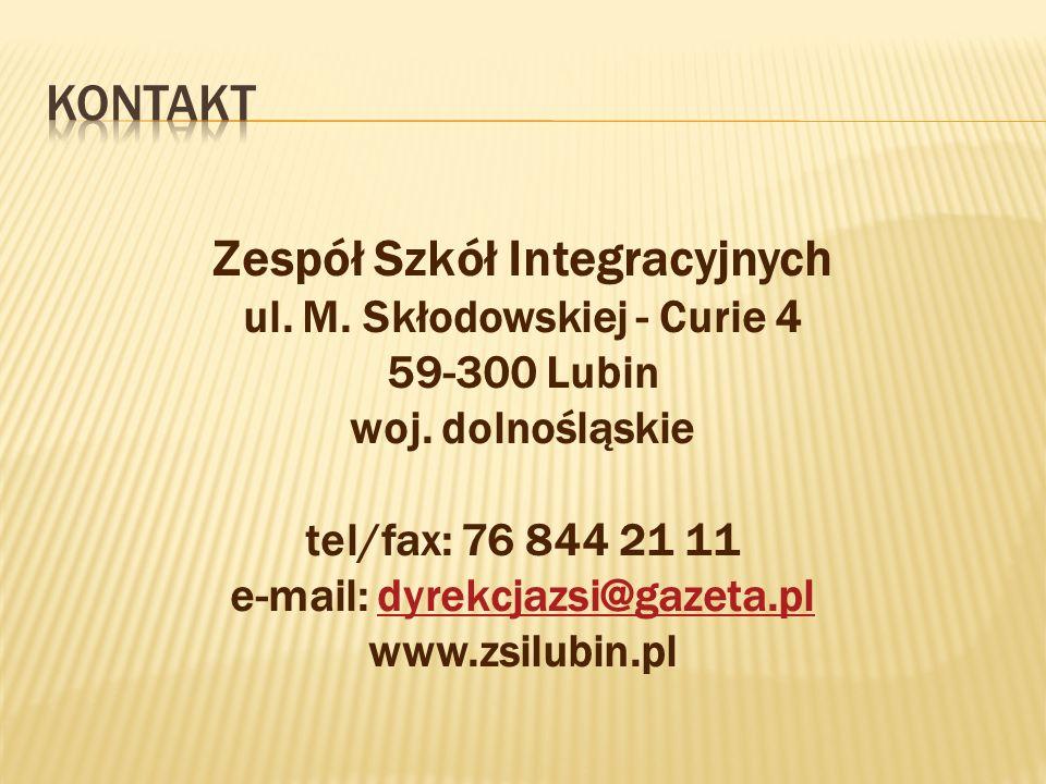 e-mail: dyrekcjazsi@gazeta.pl