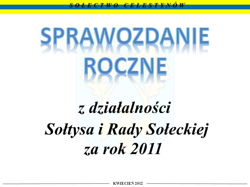 Sołtysa i Rady Sołeckiej