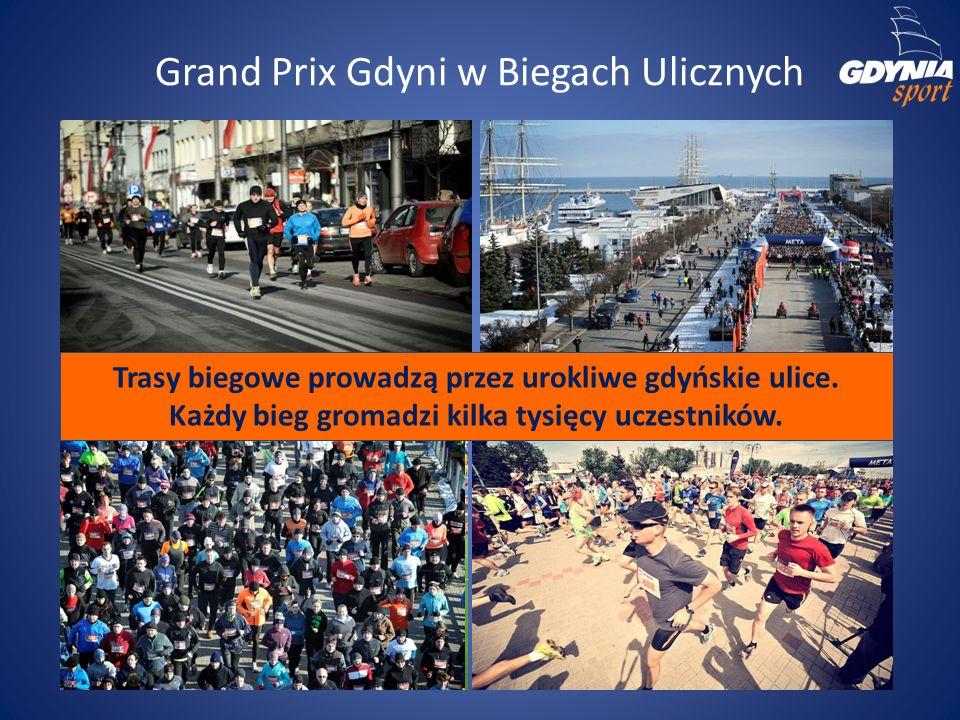 Grand Prix Gdyni w Biegach Ulicznych