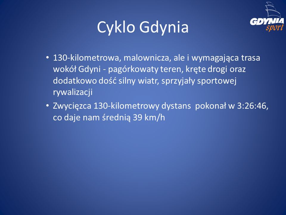 Cyklo Gdynia