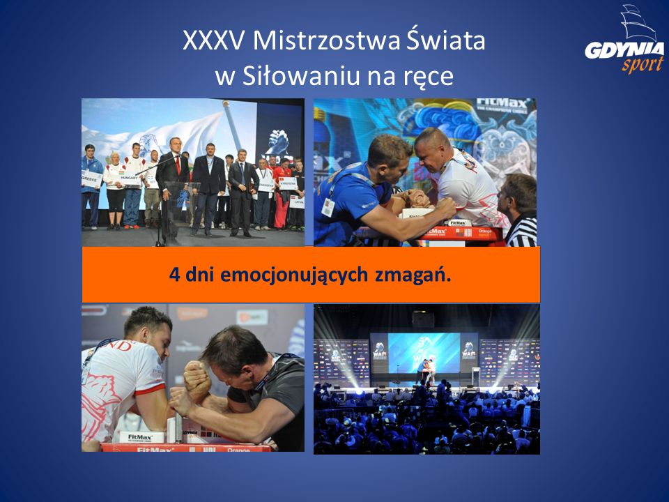 XXXV Mistrzostwa Świata w Siłowaniu na ręce