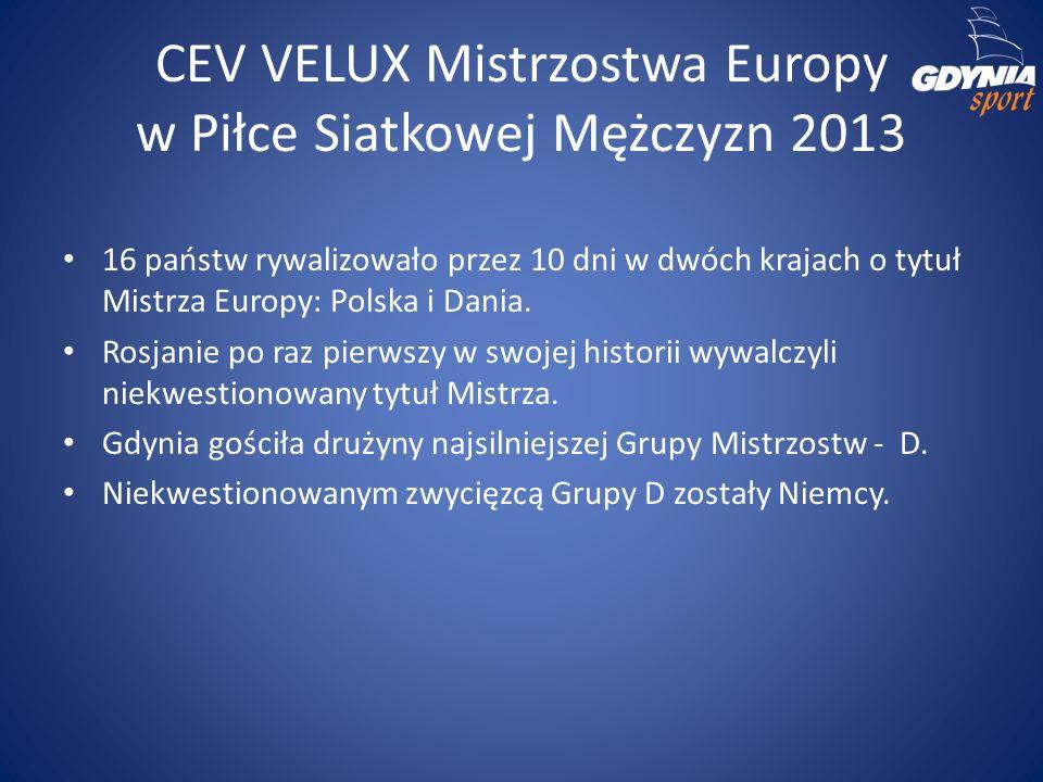 CEV VELUX Mistrzostwa Europy w Piłce Siatkowej Mężczyzn 2013