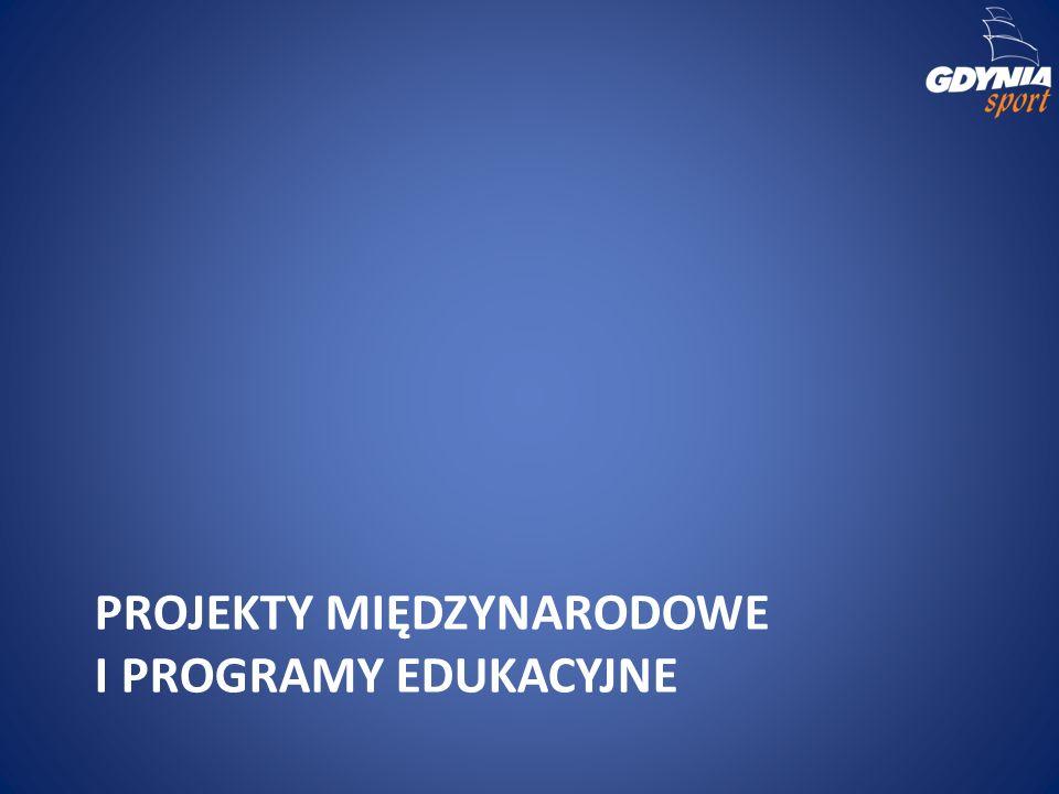 Projekty Międzynarodowe I PROGRAMY EDUKACYJNE