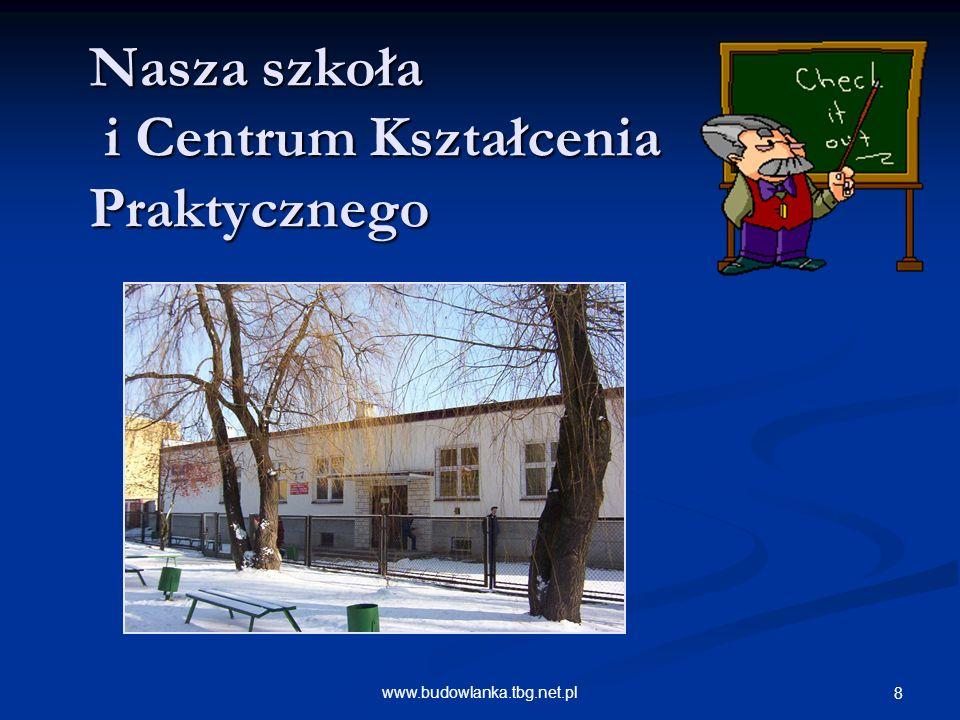 Nasza szkoła i Centrum Kształcenia Praktycznego