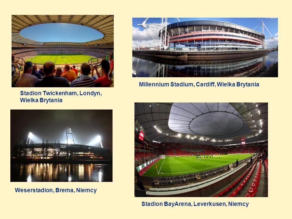 Millennium Stadium, Cardiff, Wielka Brytania