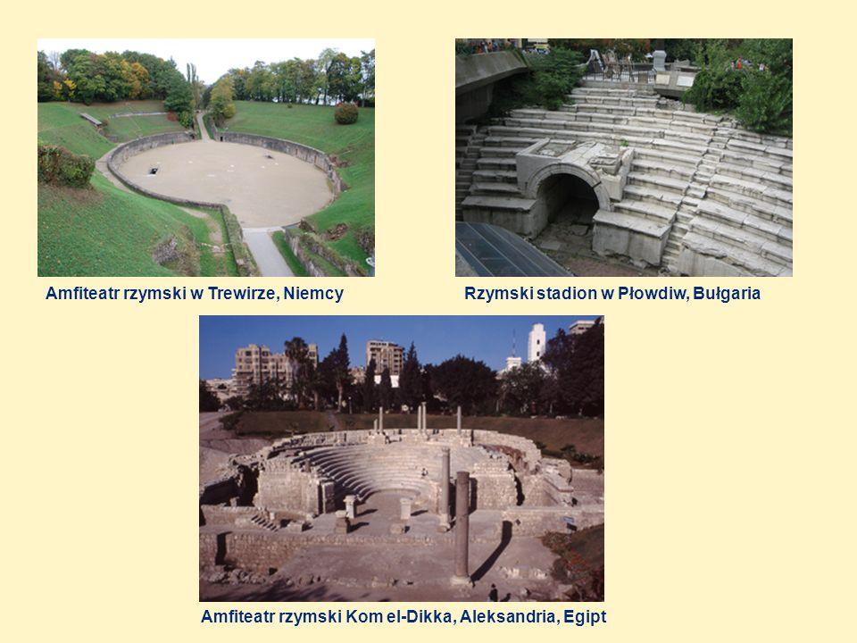 Amfiteatr rzymski w Trewirze, Niemcy