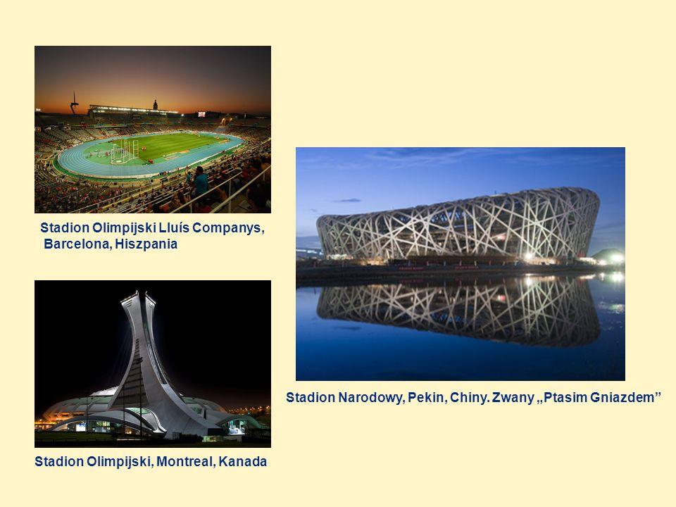 Stadion Olimpijski Lluís Companys,