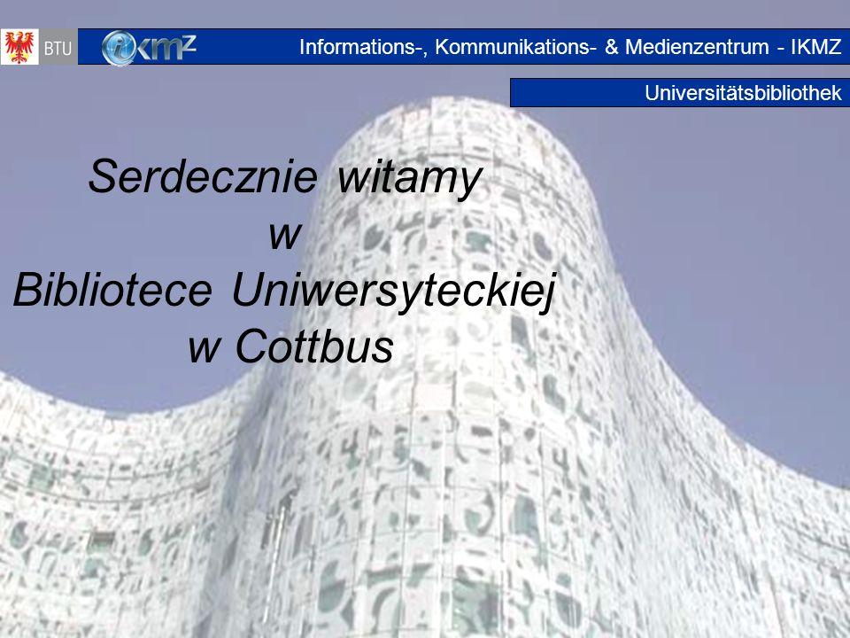 Bibliotece Uniwersyteckiej