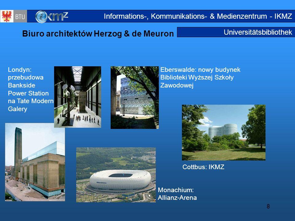 Biuro architektów Herzog & de Meuron