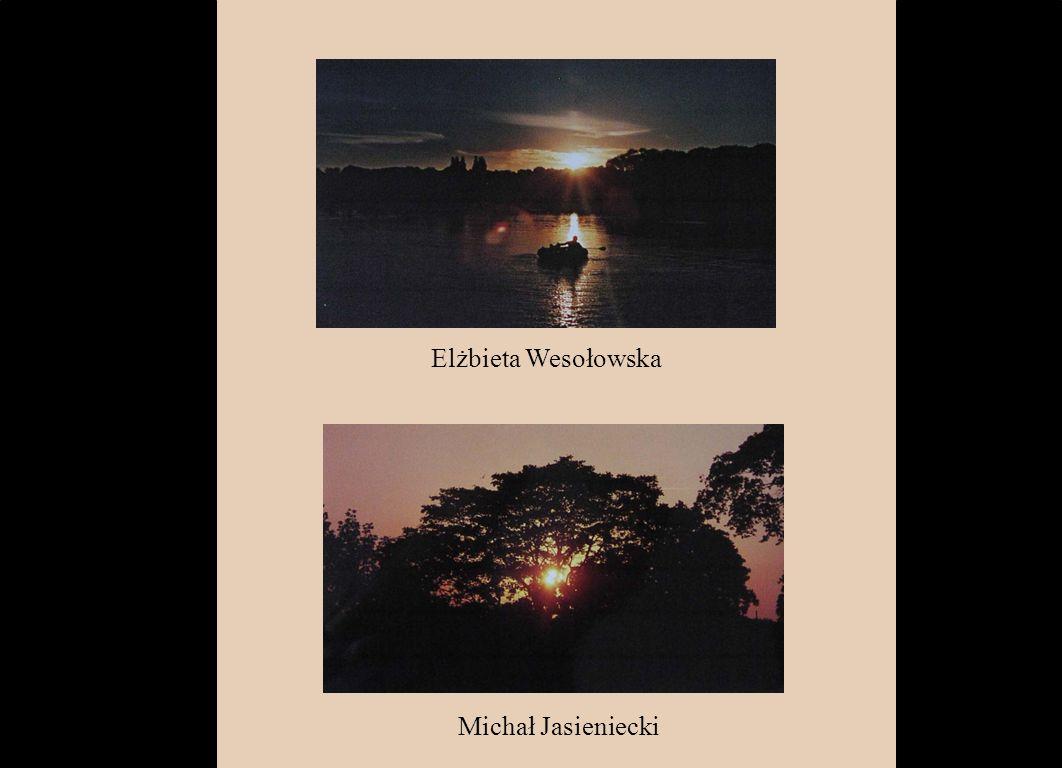 Elżbieta Wesołowska Michał Jasieniecki