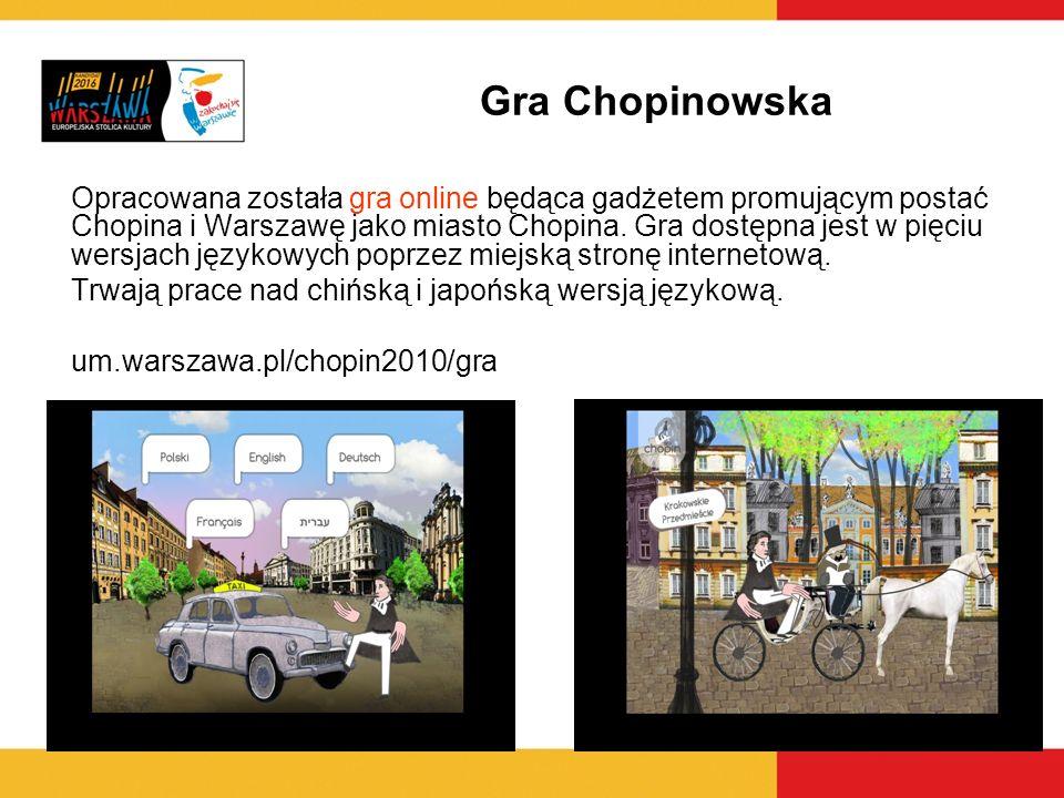 Gra Chopinowska
