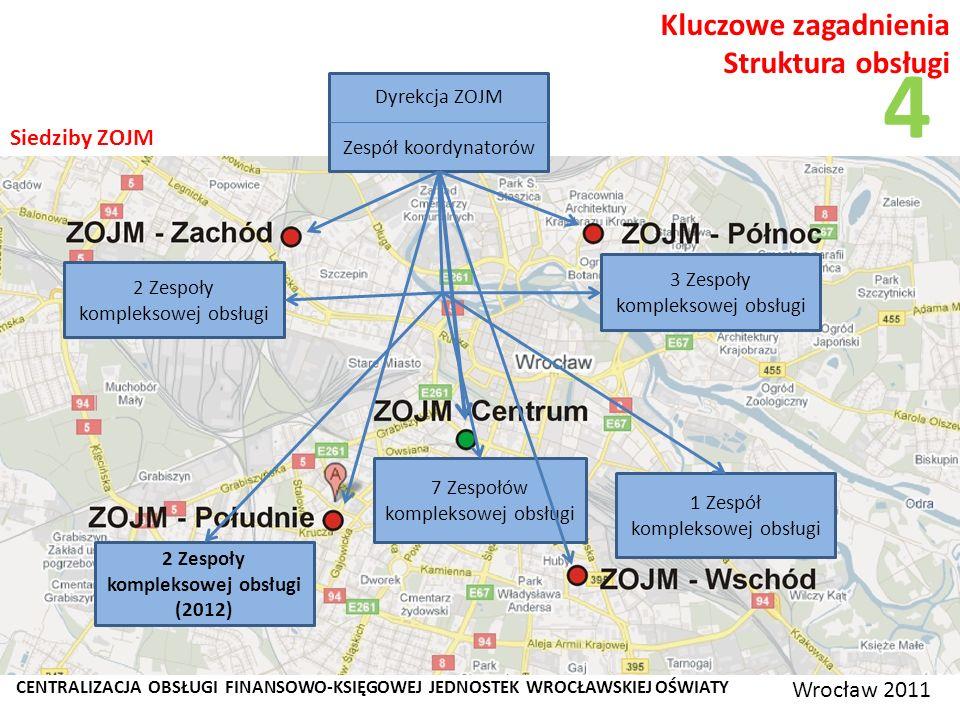 2 Zespoły kompleksowej obsługi (2012)