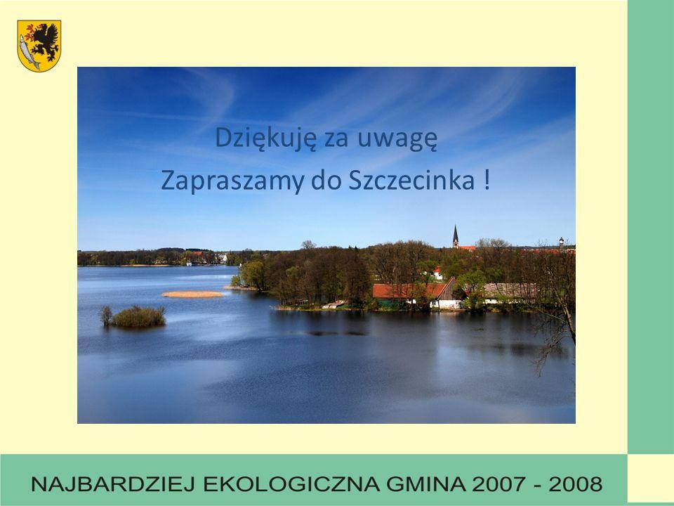 Zapraszamy do Szczecinka !