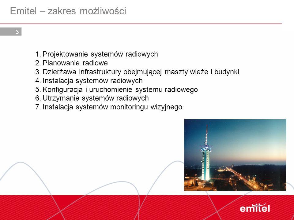 Emitel – zakres możliwości
