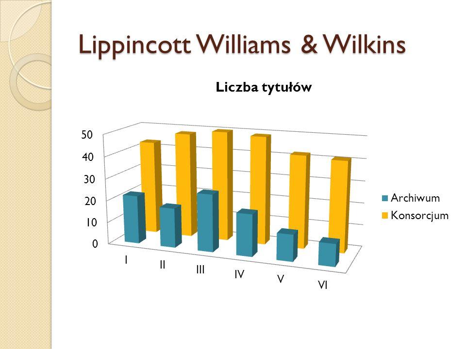 Lippincott Williams & Wilkins