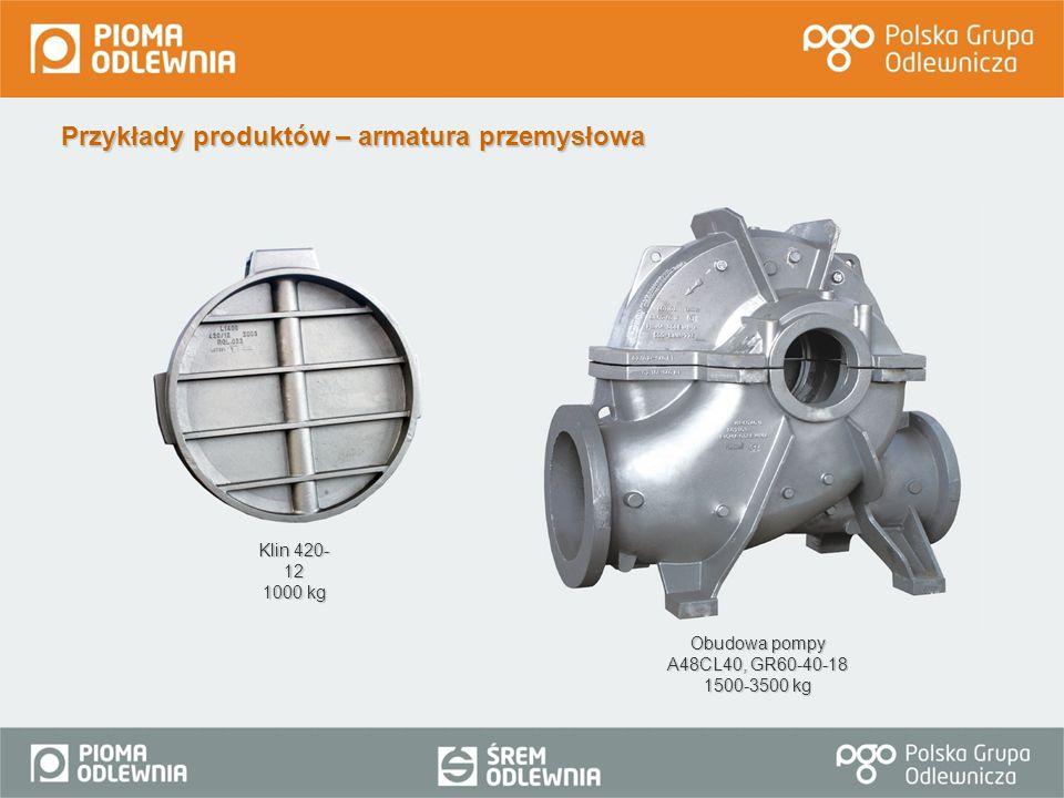 Obudowa pompy A48CL40, GR60-40-18 1500-3500 kg