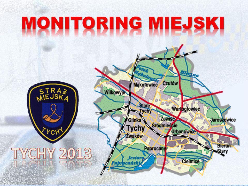 MONITORING MIEJSKI TYCHY 2013