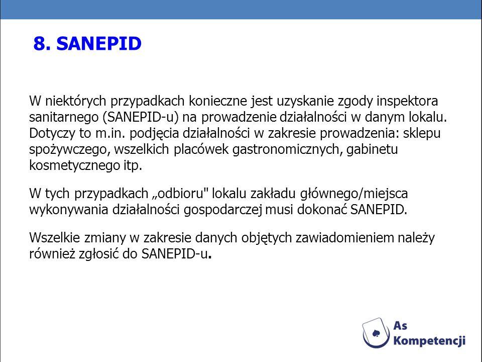 8. SANEPID