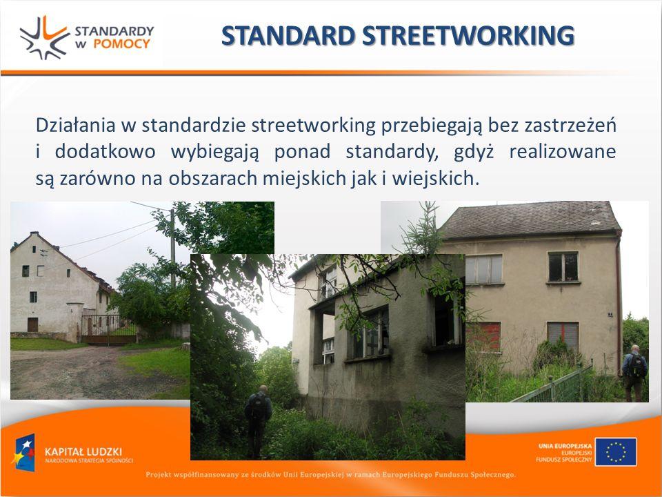 STANDARD STREETWORKING