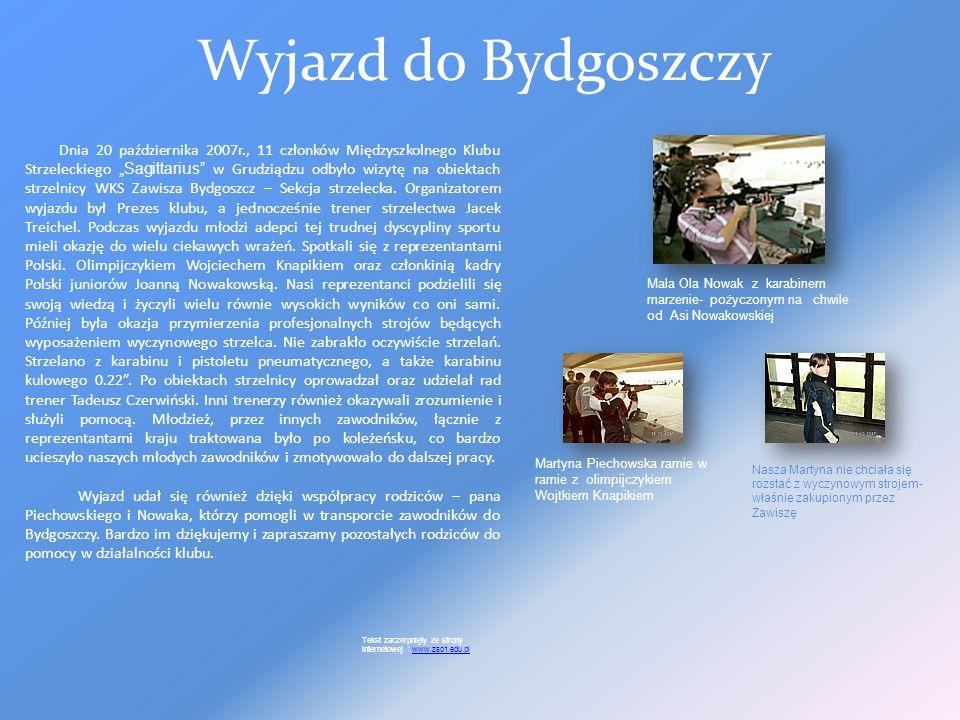 Wyjazd do Bydgoszczy