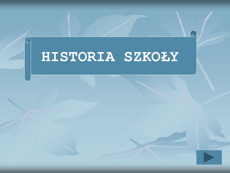 HISTORIA SZKOŁY Gimnazjum nr1 w Wodzisławiu Śl. zostało powołane Decyzją Nr 1/99 Prezydenta Miasta Wodzisławia Śl. z dn. 30 marca 1999r.