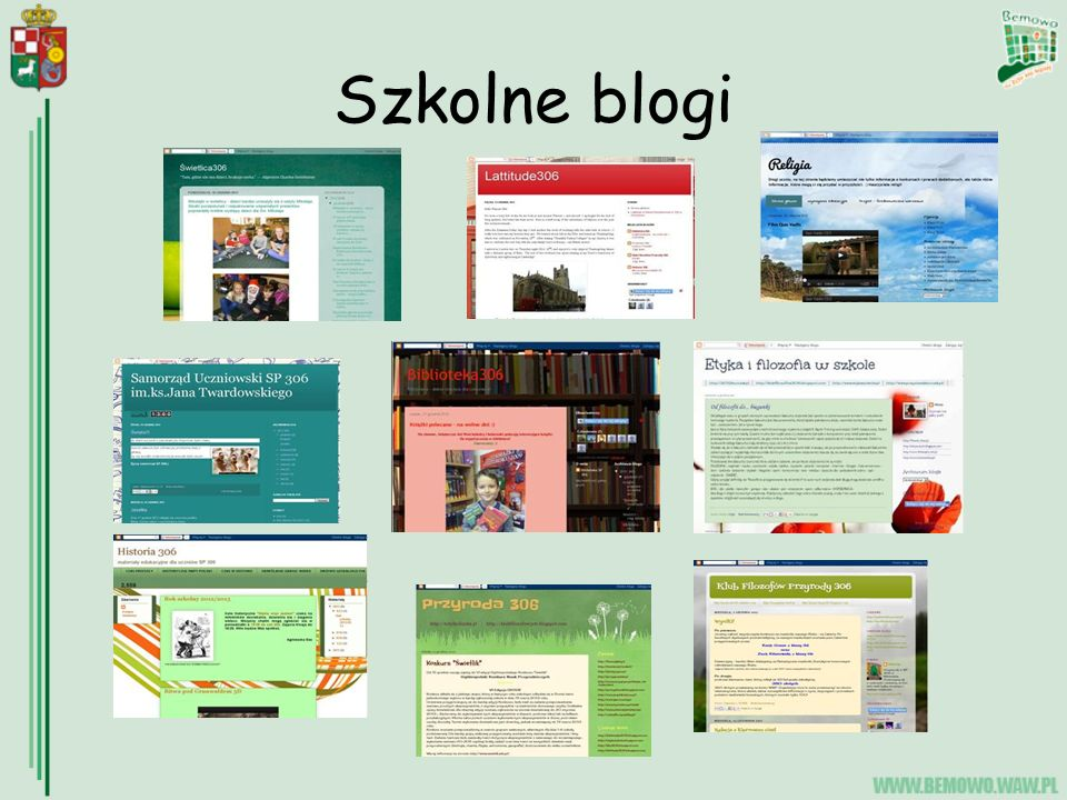 Szkolne blogi