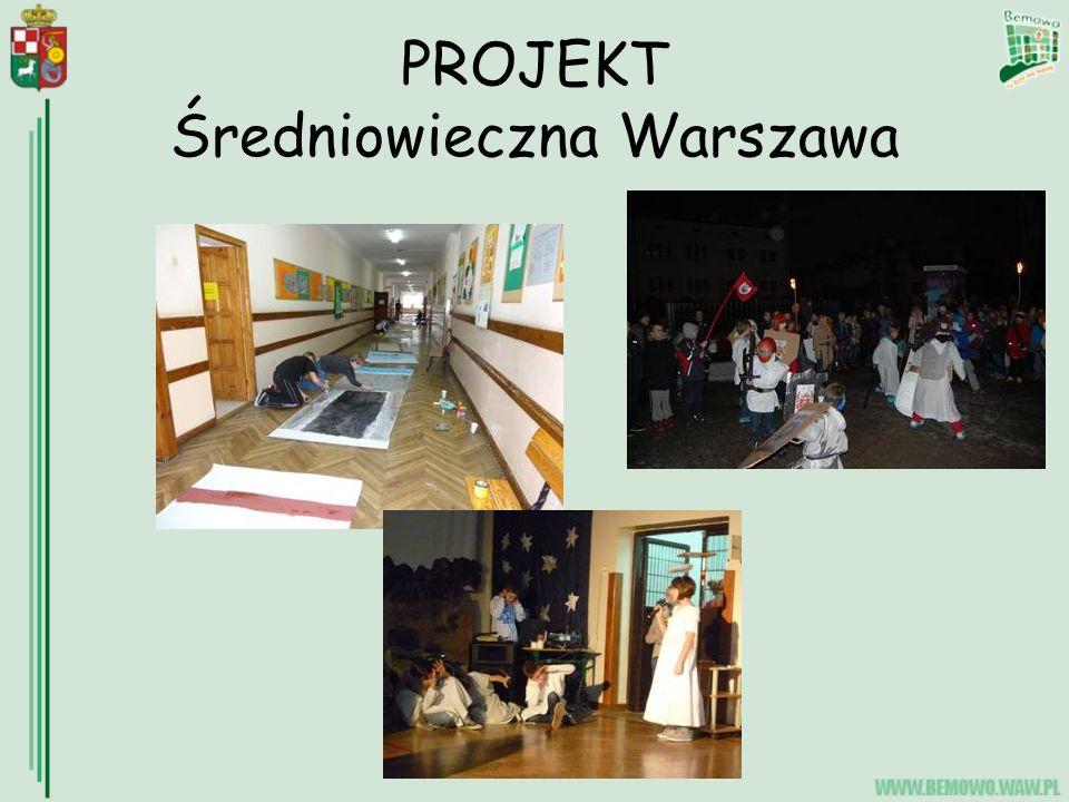 PROJEKT Średniowieczna Warszawa