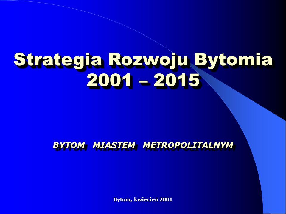 Strategia Rozwoju Bytomia 2001 – 2015