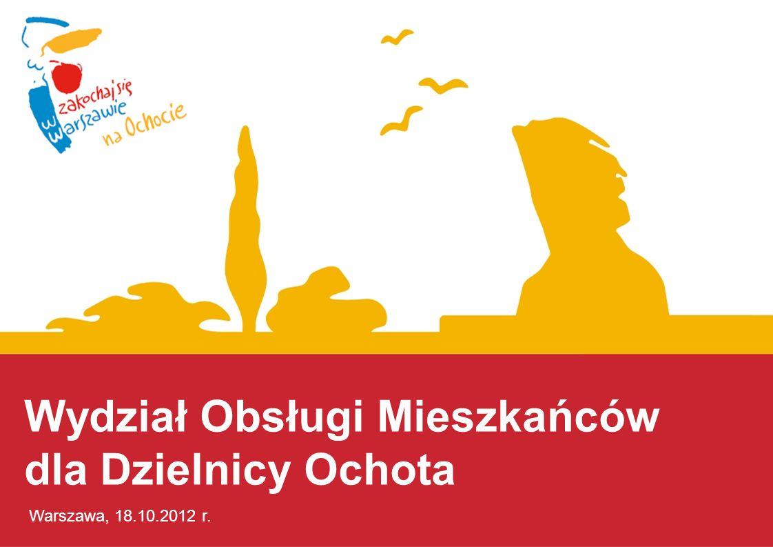 Wydział Obsługi Mieszkańców dla Dzielnicy Ochota
