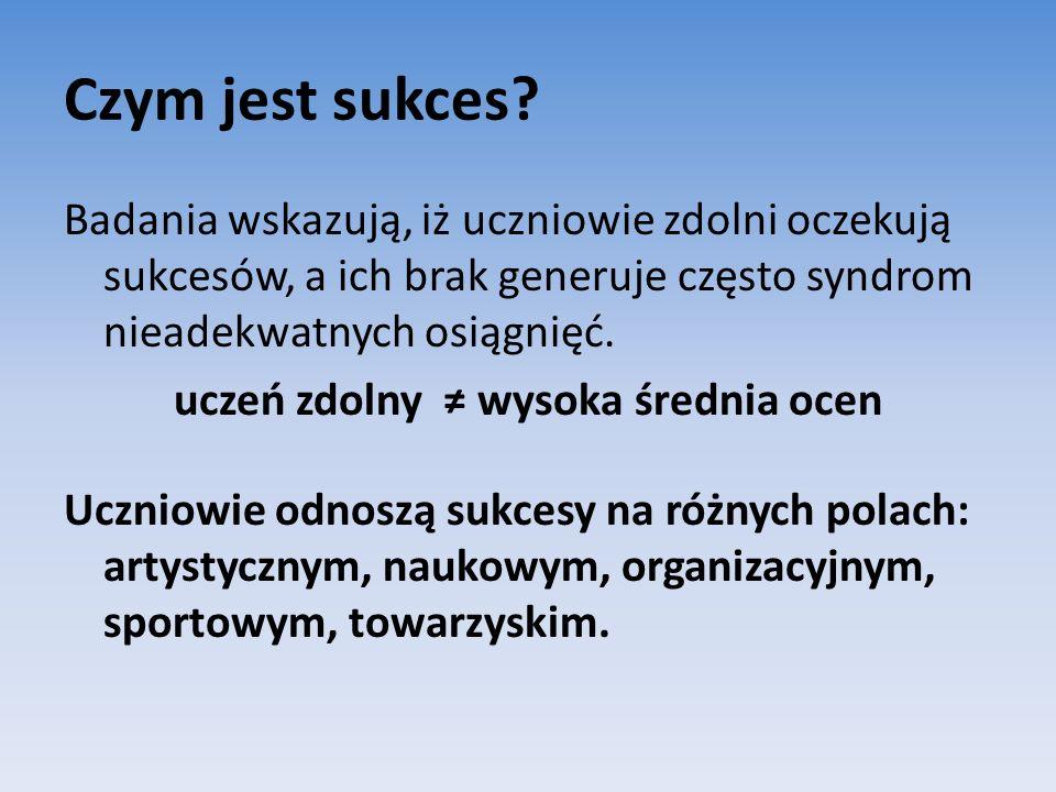 Czym jest sukces