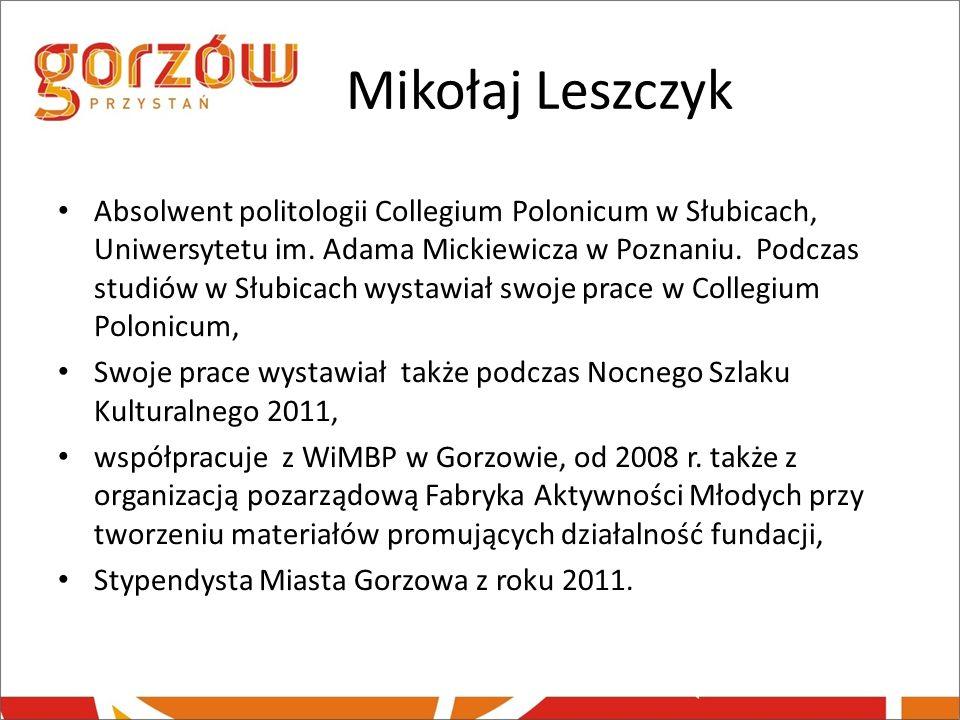 Mikołaj Leszczyk