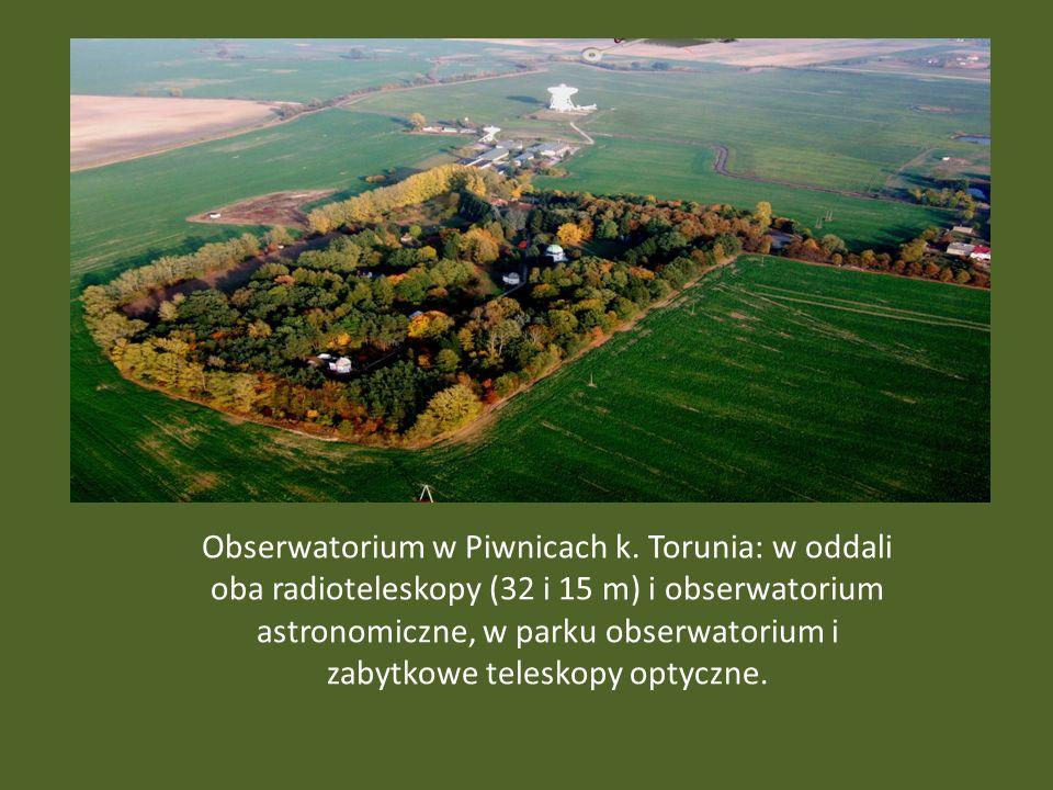 Obserwatorium w Piwnicach k