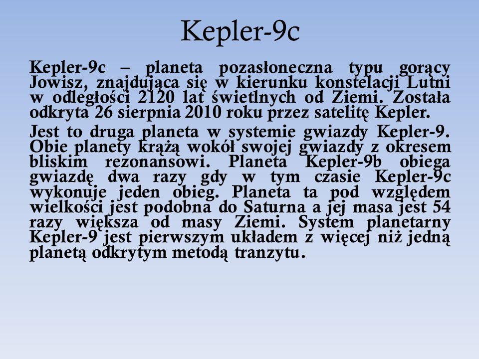 Kepler-9c