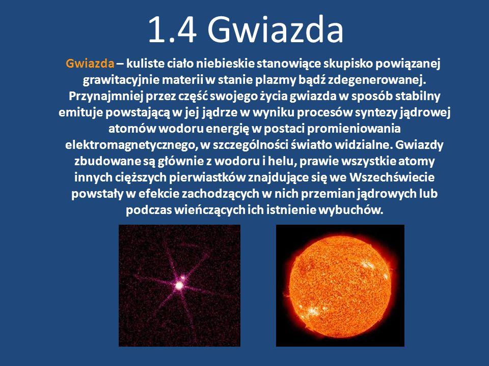 1.4 Gwiazda
