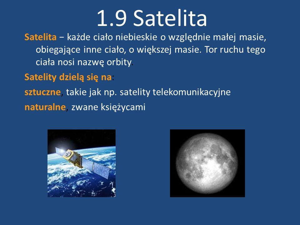 1.9 Satelita