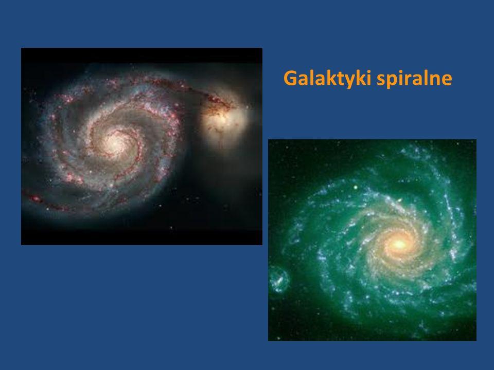 Galaktyki spiralne
